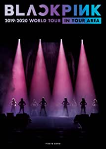 BLACKPINK 2019-2020 WORLD TOUR IN YOUR AREA -TOKYO DOME(初回限定盤)(2BLU-RAY+グッズ)[BLU-RAY]