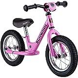 """Schwinn Balance Bike, 12"""" Wheels, Pink"""