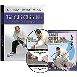Bundle: Tai Chi Chin Na (Joint Locks) DVD and book - YMAA Qin Na / Kung Fu 2-DVD set by Dr. Yang Jwing-Ming