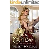 Death of a Courtesan (Riley ~Rochester Investigates Book 2)