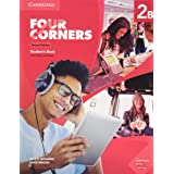 Four Corners Level 2B Student's Book with Online Self-study