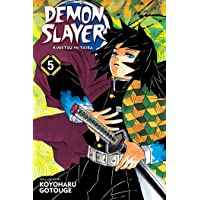 Demon Slayer: Kimetsu no Yaiba, Vol. 5 (5)