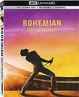 【米国版・4KUHDのみ日本語対応】ボヘミアン・ラプソディ (4K Ultra HD/Blu-ray) ※ページ下部の商品説明を必ずお読みください