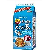 [旧品番] 伊藤園 香り薫るむぎ茶 ティーバッグ 54袋×10本