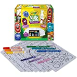 Crayola Silly Scents Scented Mini Art Case Set, Includes 16 Mini Twistables Crayons, 8 Slim and 8 Broad Line Washable Scented