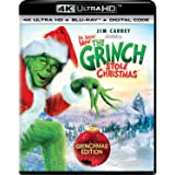 Dr Seuss' How the Grinch Stole Christmas [Blu-ray]