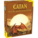 Catan Treasures, Dragons, & Adventurers Seafarers + C&K Scenario