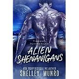 Alien Shenanigans (Triple the Trouble Book 2)