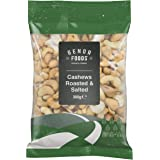 Genoa Foods Cashews Roasted and Salted, 300 g