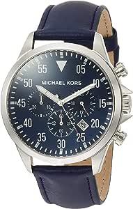 [マイケル・コース] 腕時計 GAGE MK8617 メンズ 正規輸入品 ブルー