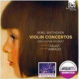 ベルク&ベートーヴェン:ヴァイオリン協奏曲 (Berg & Beethoven : Violin Concertos / Orchestra Mozart, Isabelle Faust, Claudio Abbado)