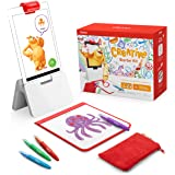 Osmo - Creative Starter Kit for Fire Tablet - 3 Educational Learning Games - Ages 5-10 - Creative Drawing & Problem Solving/E
