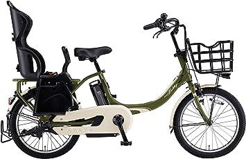 YAMAHA(ヤマハ) 2018年モデル PAS Babby un(パス バビーアン) PA20BXLR 20インチ 12.3Ahリチウムイオンバッテリー 専用急速充電器付