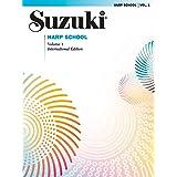 Suzuki Harp School, Volume 1: Harp Part