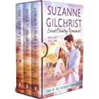 Sweet Country Romances (Edge of the Outback Romances Vol 1)