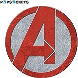PopSockets The Avengers Icon Marvel/ポップソケッツ スマートフォン/タブレット用グリップ&スタンド