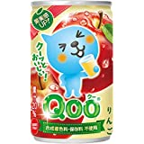 コカ・コーラ ミニッツメイド Qoo クー りんご 160g缶×30本