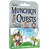 Fantasy Flight Games Current Edition Munchkin Side Quests Board Game