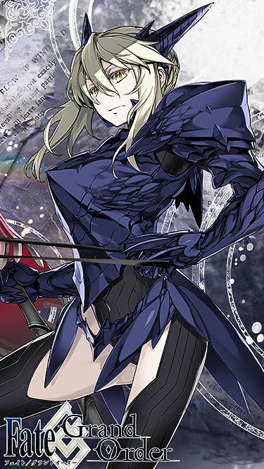 Fate  iPhone/Androidスマホ壁紙(640×1136)-1 - FGO アルトリア・ペンドラゴン 槍オルタ