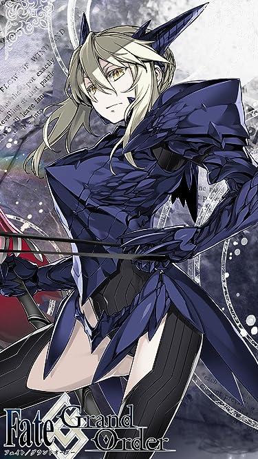 Fate  iPhone/Androidスマホ壁紙(750×1334)-1 - FGO アルトリア・ペンドラゴン 槍オルタ