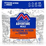 Mountain House Fettuccine Alfredo with Chicken   Freeze Dried Backpacking & Camping Food   2-Servings