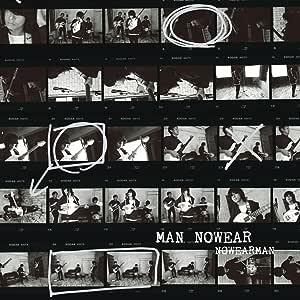 マン・ノーウェア CD
