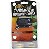 Zoo Med Labs Digital Thermometer Humidity Gauge, Single (TH-31)