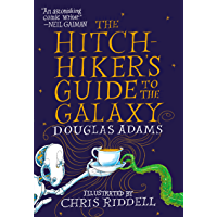 The Hitchhiker's Guide to the Galaxy: The Illustrated Editio…