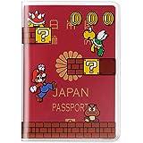 任天堂販売 パスポートカバー スーパーマリオ(ステージ)