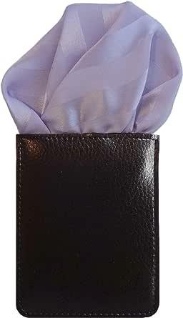 ポケットチーフ (フィックスポン) FixPon パッフド2 メンズ 織柄 全16種