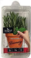 Live Well Rosemary, 15g