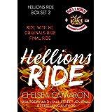 Hellions Ride Box Set 3: Hellions Motorcycle Club