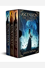 Ascension: The Complete Trilogy Kindle Edition