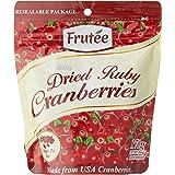 Frutee Premium Dried Ruby Cranberries, 170g