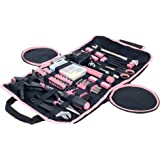 Household Hand Tools, 86 Piece Tool Set With Roll-Up Bag by Stalwart, (Hammer, Wrench Set, Screwdriver Set, Pliers) - Great f