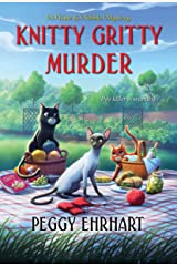 Knitty Gritty Murder (A Knit & Nibble Mystery Book 7) Kindle Edition