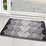 "Indoor Doormat,Front Back Door Mat Rubber Backing Non Slip Door Mats 20""x32"" Absorbent Resist Dirt Entrance Doormat Inside Fl"