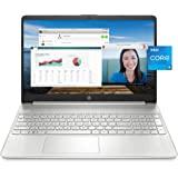 """HP 15 Laptop, 11th Gen Intel Core i5-1135G7 Processor, 8 GB RAM, 256 GB SSD Storage, 15.6"""" Full HD IPS Display, Windows 10 Ho"""