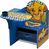 Delta Children Chair Desk with Storage Bin - Ideal for Arts & Crafts, Snack Time, Homeschooling, Homework & More, Disney The