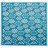 宮本 和雑貨 『おかみさんの小風呂敷』 紫陽花 06433 50×50cm