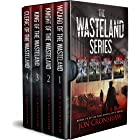 The Wasteland Series: Complete Omnibus of the Post-Apocalyptic Sci-Fi Series