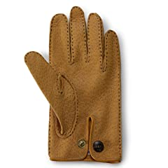 Clifton Peccary Handsewn Gloves Unlined 15-1043: Cork