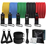 OlarHike Resistance Bands Set, Exercise Bands for Men and Women, Workout Bands with Handles for Working Out, Fitness