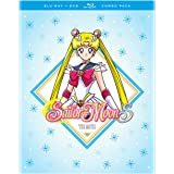 Sailor Moon S Movie Combo Pack (DVD/ BD) [Blu-ray] - Imported from Canada.