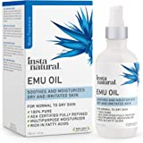 InstaNatural Emu Oil Body Care Moisturizers 4 fl oz 120 ml