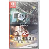 (Nintendo switch)Final Fantasy VII & VIII Remastered Twin Pack [並行輸入品]