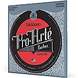 D'Addario EJ45FF ProArte Carbon Classical Guitar Strings, Dynacore Basses, Normal Tension