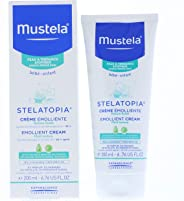 Mustela Stelatopia Emollient Cream - Fragrance-Free - for Eczema-Prone Skin, 200 mL