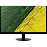 ACER UM.HS0SA.B01 27-Inch 1920 x 1080 Full HD IPS Monitor, SA270, Black