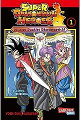 Super Dragon Ball Heroes 1: Super Dragon Ball Heroes: Mission: Dunkles Daemonenreich! Pocket Book